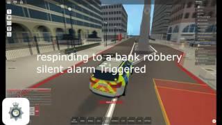 [Roblox City of London] Uk Policing General policing small patrol!