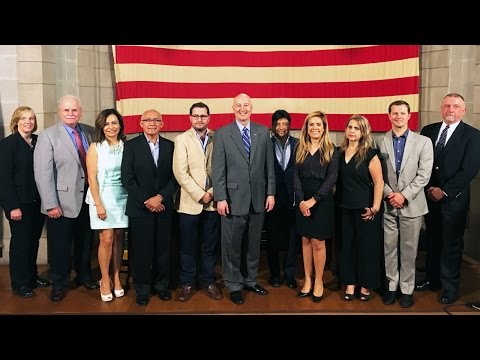 News Conference on Ag Trade - May 16, 2017 - Lincoln, Nebraska