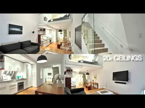 Very Cool Loft in Gastown, Vancouver