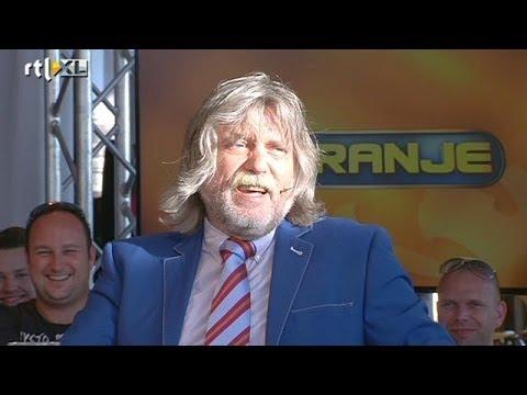 """Linedancers, stelletje mongolen"" - VI ORANJE"