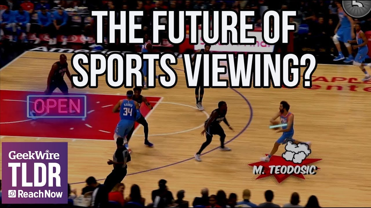 future of sports viewing