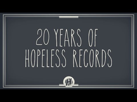 Twenty Years of Hopeless Records