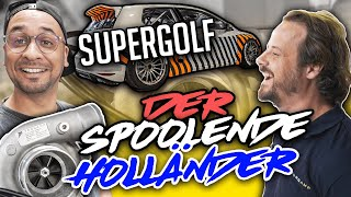 JP Performance - Der spoolende Holländer | SUPERGOLF E-Turbo