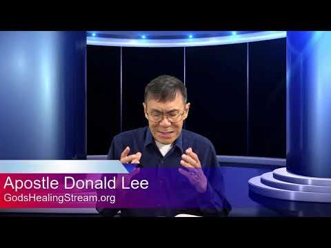 Donald Lee - The Christ Man