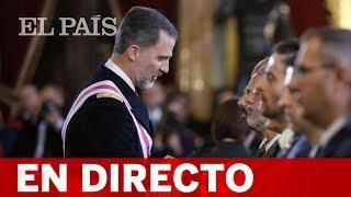 DIRECTO | Felipe VI preside la Pascua Militar 2019