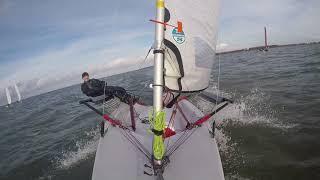 Blaze sailing 22-11-2020