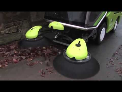 SuperSweep.ca's 636 Green Machine