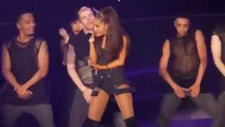 Ariana Grande Hands on me Live@Forum Assago Milano 25 5 2015