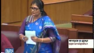 Learn horse riding say Speaker  to MLA Shashikala Jolle in Assembly session | Suvarna Soudha