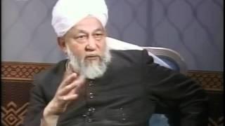 Liqa Ma'al Arab 26 April 1995 Question/Answer English/Arabic Islam Ahmadiyya