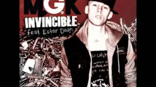 (MGK)Machine Gun Kelly - Invincible (Ft Ester Dean) [HTC Commercial Song] + Download