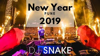 Gambar cover DJ Snake @Live At Sunburn Festival (New Year Event 2019)