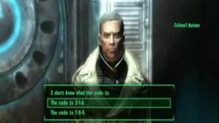 Fallout 3 An Unexpected Ending