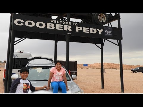 Adelaide To Coober Pedy - A TRIP TO THE OUTBACK