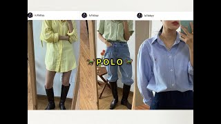 [하울]POLO Ralph Lauren-셔츠