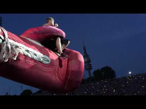 Love my life - Robbie Williams - München 22.7.17