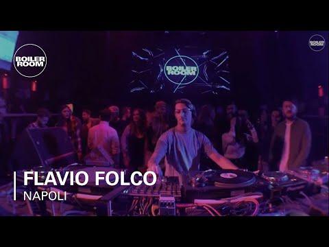 Flavio Folco Boiler Room Napoli DJ Set
