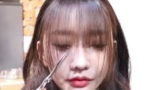 Kahkül saç modeli nasıl kesilir