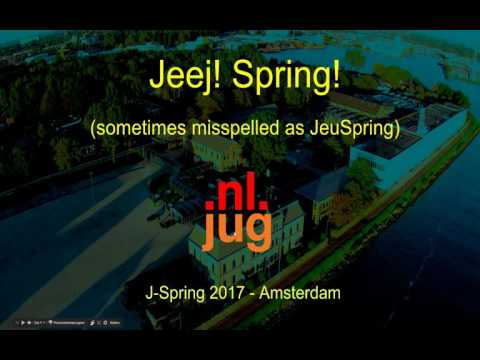 Copy of J-Spring report and adventures in API documentation