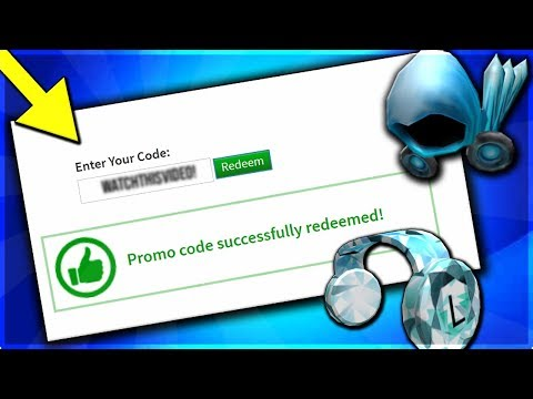 *FEBRUARY* ALL WORKING PROMO CODES ON ROBLOX 2019| ROBLOX PROMO CODE (NOT EXPIRED)
