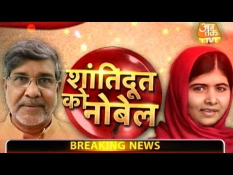 Live: Malala Yousafzai delivers speech at Nobel Prize Award Ceremony 2014