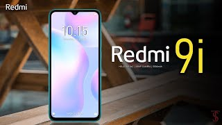 Redmi 9i Price, Official Look, Design, Specifications, Camera, Features and Sale Details