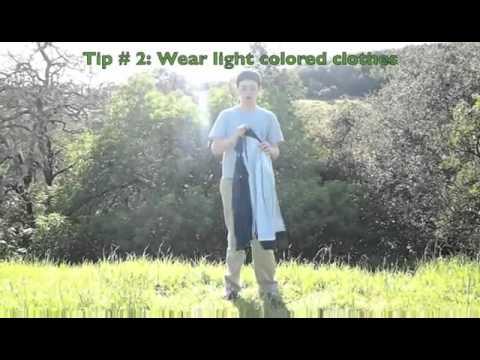 How to Avoid Ticks - 2011 Contest Winner