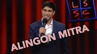 Alingon Mitra performs Stand-Up