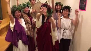 古代ギリシャナイトのテーマソングができました この動画を観ているもの...