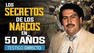 50 años de lucha contra el narcotráfico en Colombia - Testigo Directo HD