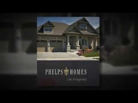 Niagara Region Home Builder Developer Phelps Homes - New Home Communities