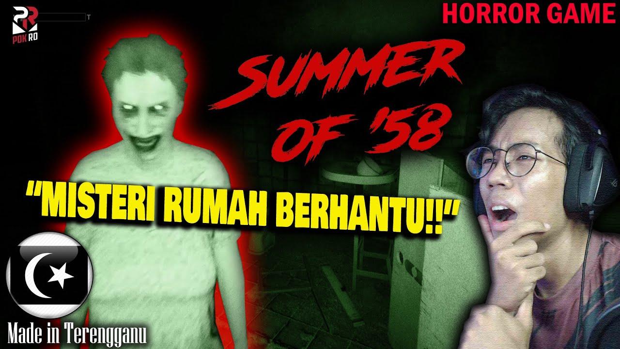 *SERAM GILA* AKTIVITI PARANORMAL DI RUSSIA!!    Summer of '58 Gameplay [Pok Ro] (Malaysia)