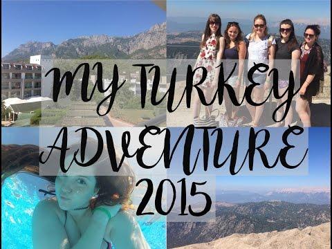 MY TURKEY ADVENTURE   SAFFRON