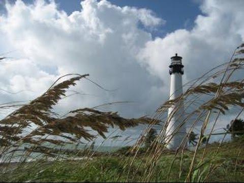 Cape Florida Lighthouse Key Biscayne FL