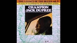 Champion Jack Dupree - Vietnam Blues