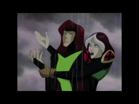 X-Men Evolution Female Action Scenes Part 7