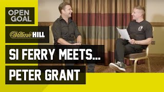 Si Ferry Meets... Peter Grant | Love Street 86, Centenary, 'The 90s', Coach w/ Celtic & Scotland