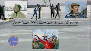 Fenland Ice Skating News Report (The Michael Bliss Trophy)