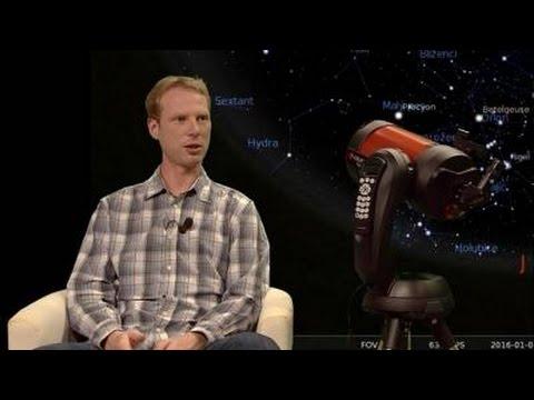 Hlubinami vesmíru s Martinem Gembecem, 1 díl O pozorování vesmíru amatérskou technikou