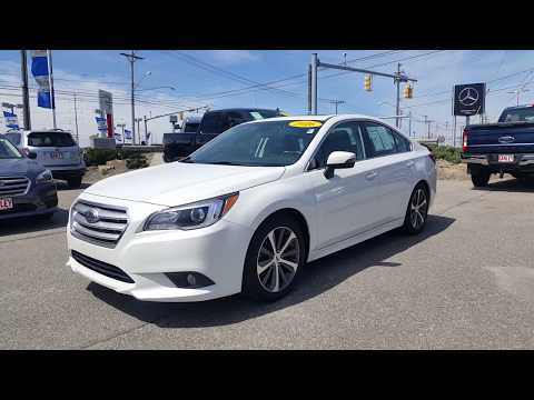 2016 Subaru Legacy2.5i For Sale Cleveland OH S7777P