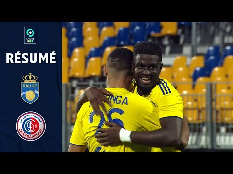 Pau Chateauroux Goals And Highlights