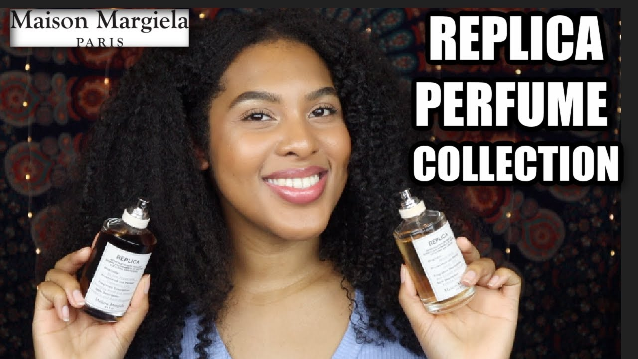 |MY PERFUME COLLECTION 2020| 9 MAISON MARTIN MARGIELA REPLICA PERFUMES THAT I OWN| ZHANE ANTIONETTE