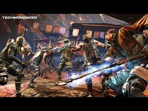 The Technomancer: Primeira Gameplay no Xbox One
