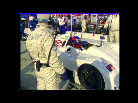 2000 Charlotte Race Broadcast - ALMS - Tequila Patron - Racing - Sports Cars