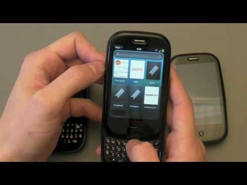Verizon Palm Pre Plus Review, Palm Pixi Plus Review