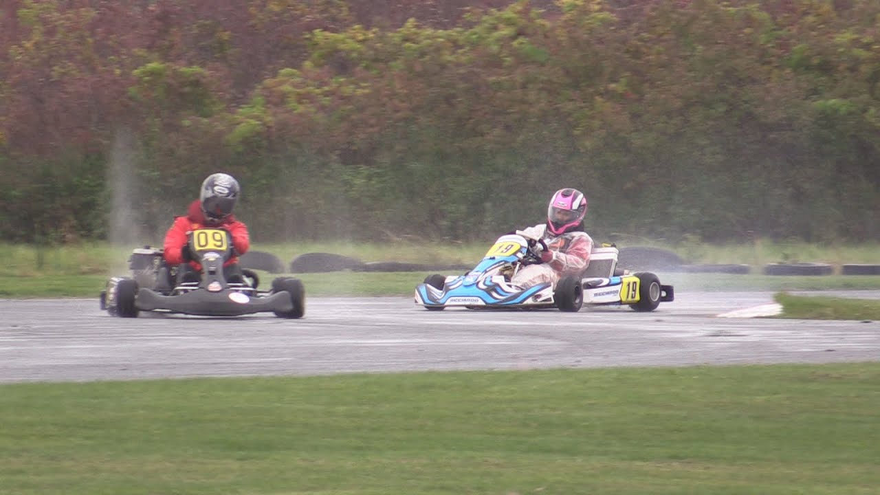 Final race of season for Point Pelee Carting Club