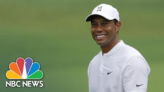 Tiger Woods' Legacy Of Comebacks | NBC News NOW