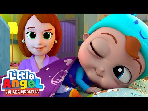 Selamat Tidur Ya Sayang   Lagu Tidur Anak   Little Angel Bahasa Indonesia