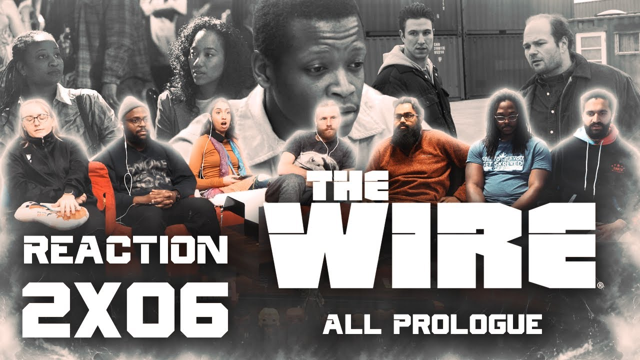 Download The Wire - 2x6 All Prologue - Group Reaction