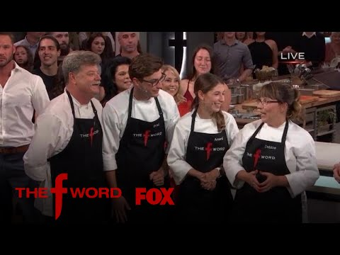 Gordon Talks To Both Teams About Their Culinary Traditions | Season 1 Ep. 8 | THE F WORD